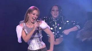 Kylie Minogue - Red Blooded Woman (Live Echo Awards 03-06-2004)