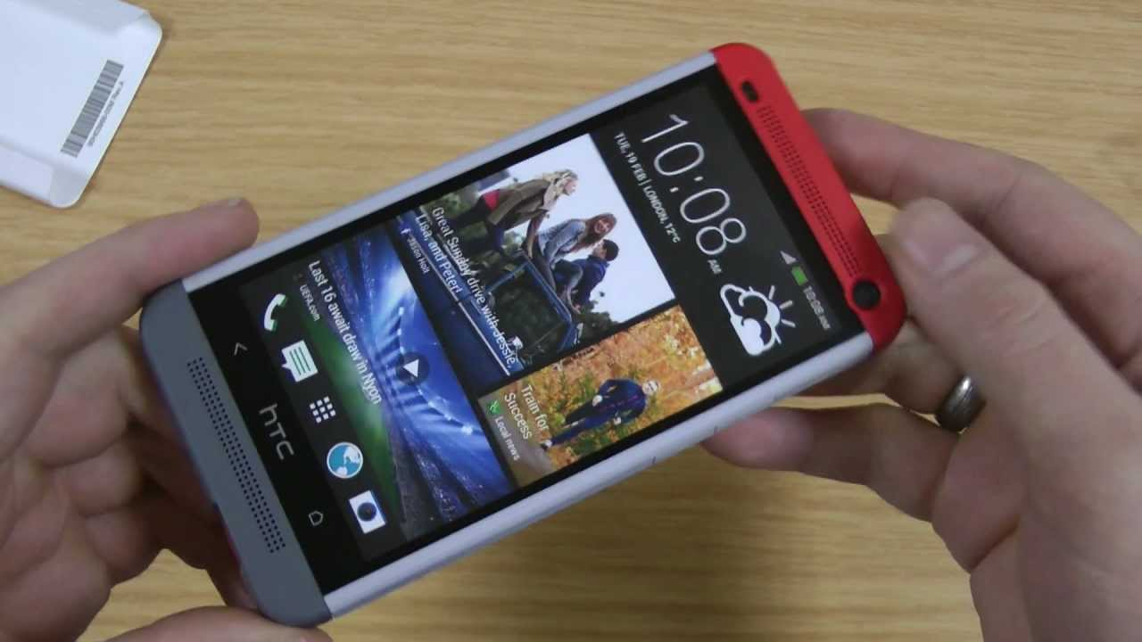 new concept 381e1 5e60d Genuine HTC One Case Review - Double Dip Hard Shell HC C840
