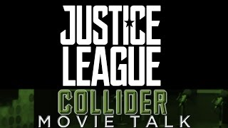 Collider Movie Talk - Justice League Official Logo, Synopsis and Set Visit Details Revealed