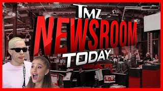 Ariana Grande Fires Back At Pete Davidson After SNL Promo | TMZ Newsroom Today