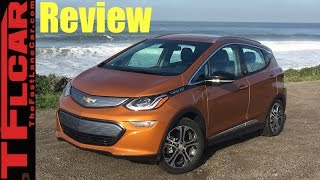 2017 Chevy Bolt Review: The First Affordable Long-Range EV Sold in all 50 States