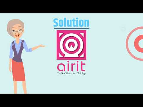 Airit video for Business - Airit Chat App