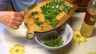Салат. Удиви мужа 1. Видео рецепты от бабки (Борисовны)