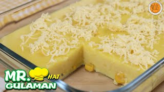 HOW TO MAKE MAJA JELLY | Easy Maja Blanca with Gulaman | Ep. 113 | Mortar and Pastry