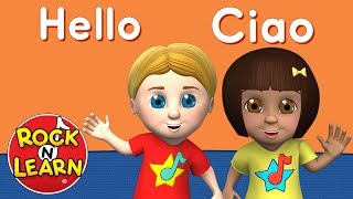 Learn Italian for Kids - Numbers, Colors & More
