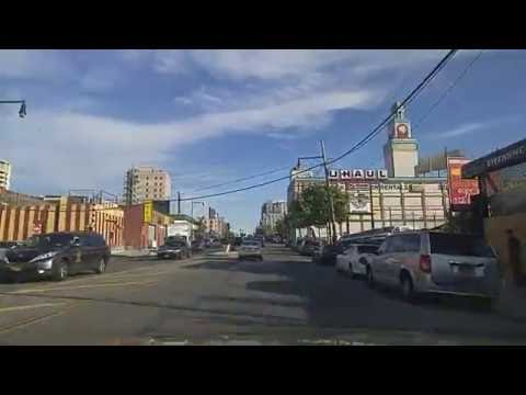 Driving from flushing to Jackson Heights,New York