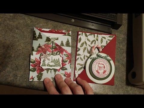 Double Pocket Card