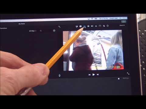 Apple iMovie Removes Video Date Timestamp
