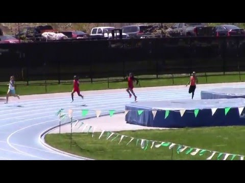 WATCHED 0:16  Icahn Stadium Meet-2 - Selah and Gina 200m