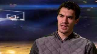NBA: Welcome to the NBA with Steven Adams