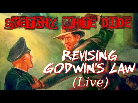 Revising Godwin's Law (Hangout)