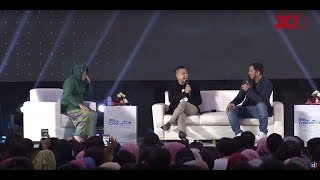 Pecah Abis! Trio Komika Ernest, Pandji & Bu Risma Mengocok Perut