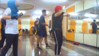 Alor Setar Muay Thai Team Training session