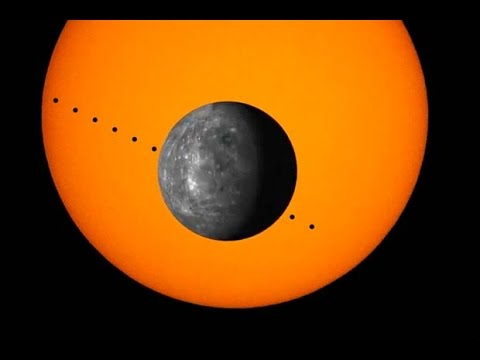 Mercury Transit - What You And NASA Need...