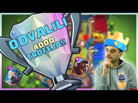 Clash Royale | PVT IDE NA 4000+ | Hog + Ice Wiz