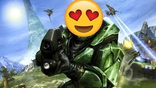 Why I LOVE Halo Combat Evolved