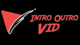 intro outro vid video software demo l How to create intro out video l intro outro app