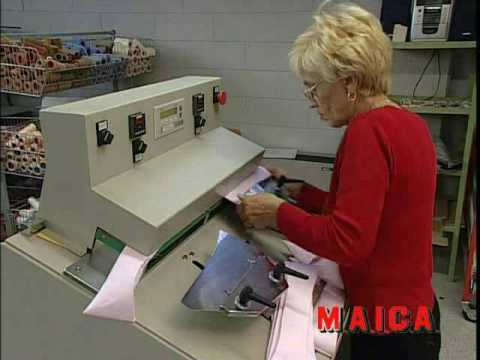 MAICA Italia - 1006 Collar Pressing Machine