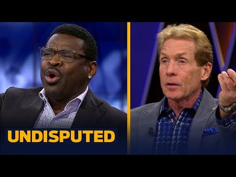 Skip Bayless and Michael Irvin react to the Cowboys' Week 14 win vs. the Eagles | NFL | UNDISPUTED