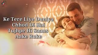 Soch Na Sake Lyrics - Arijit Singh, Tulsi Kumar