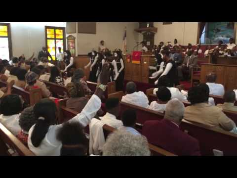 FBC Praise Dance Ministry - Amazing