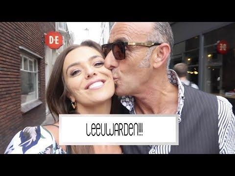 SHOPPEN IN LEEUWARDEN & ETEN IN SNEEK! | Laura Ponticorvo | VLOG #416
