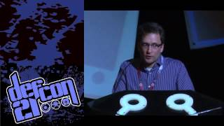 DEF CON 21 Presentation By Mudge - Unexpected Stories From a Hacker Inside the Government