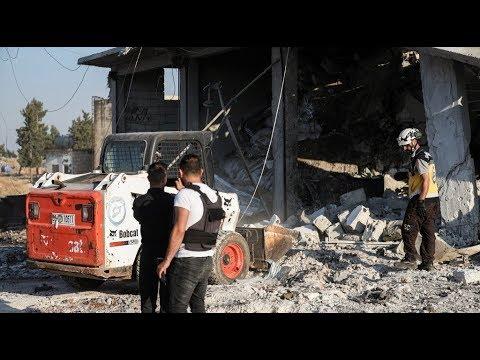 28 قتيلا بغارات للنظام السوري على إدلب  - نشر قبل 4 ساعة