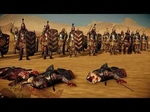 Армения против Персии — Сражение