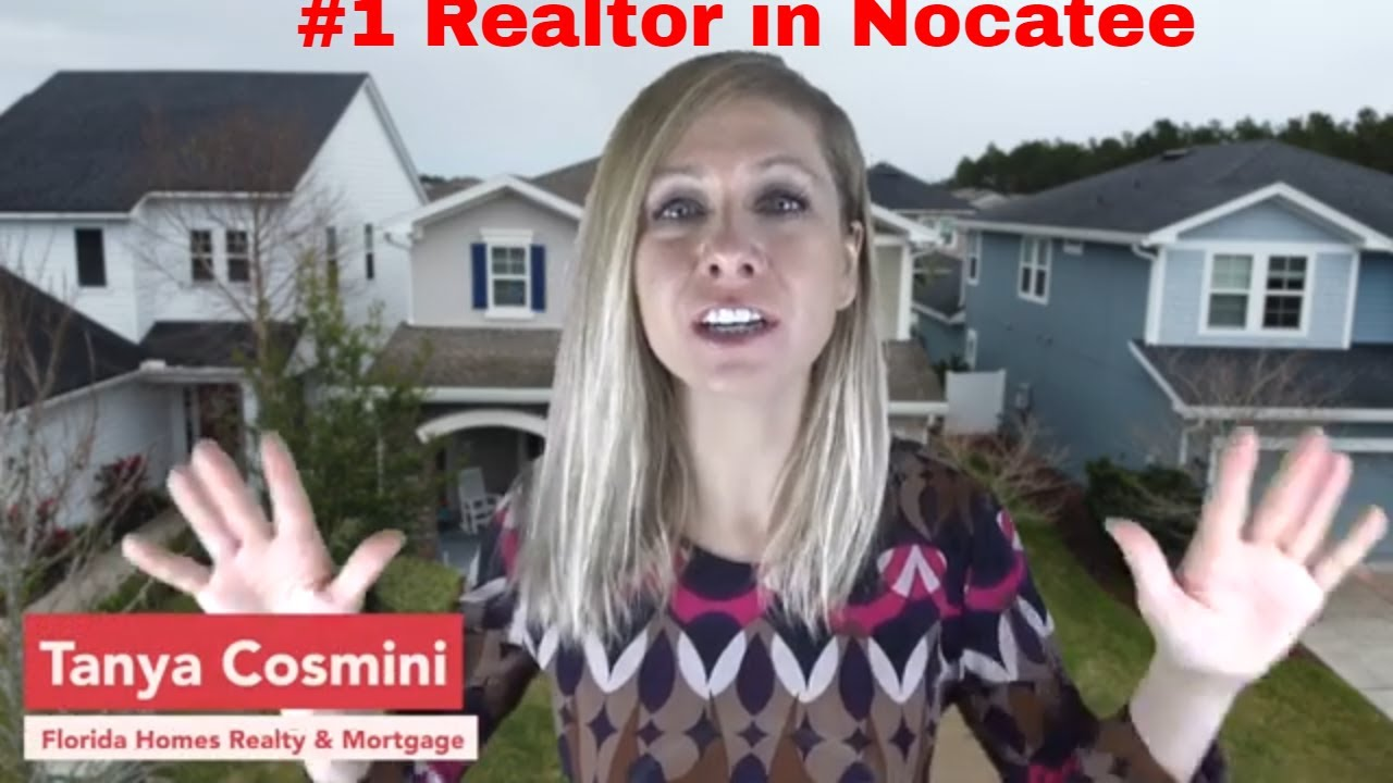 Home for Sale in Nocatee (194 Brookline Trl 32081)