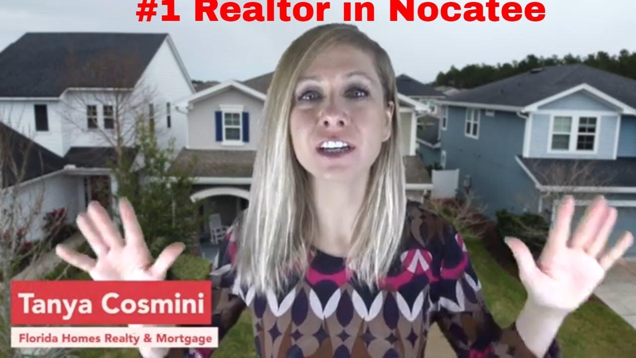 Home for Sale in Nocatee (194 Brookline Trl 32081)