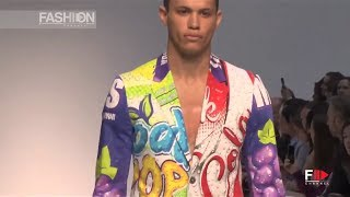 """MOSCHINO"" Full Show Menswear Spring Summer 2015 by Fashion Channel"