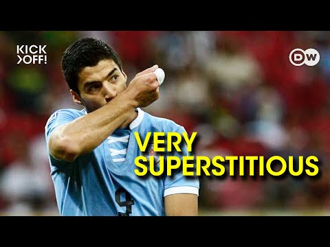 WHY footballers love crazy rituals | Weird Superstitions