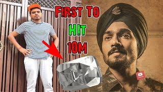 Amit Bhadana Vs BB ki vines || 10 Million Subscribers Race || Stalking King