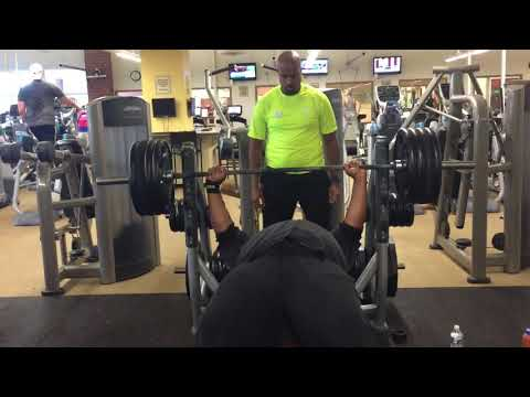 A 45 year old man's journey to 600+lbs bench press NATURAL STRENGTH NO ENHANCEMENTS