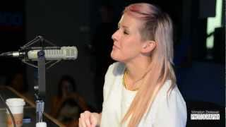"Ellie Goulding - ""Anything Could Happen"" (Live With Interview)"
