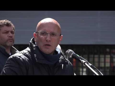 PIT-CNT Paro General Parcial 15-9-2016 Palabras Jorge Bérmudez, (FUS)