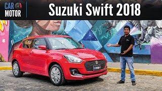Suzuki Swift 2018 - Pequeño hatchback divertido Video