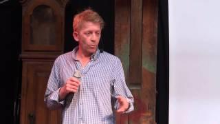 Vertraue deiner Handschrift: Thorsten Kambach at TEDxMuenster (TEDxMünster)