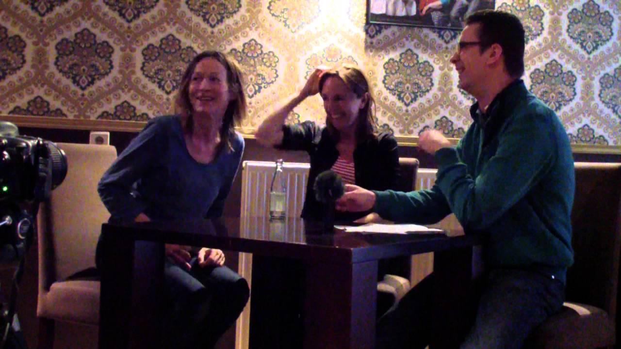 Ann Van Den Broeck Naakt an swartenbroekx en ann tuts over tarara in de roxy