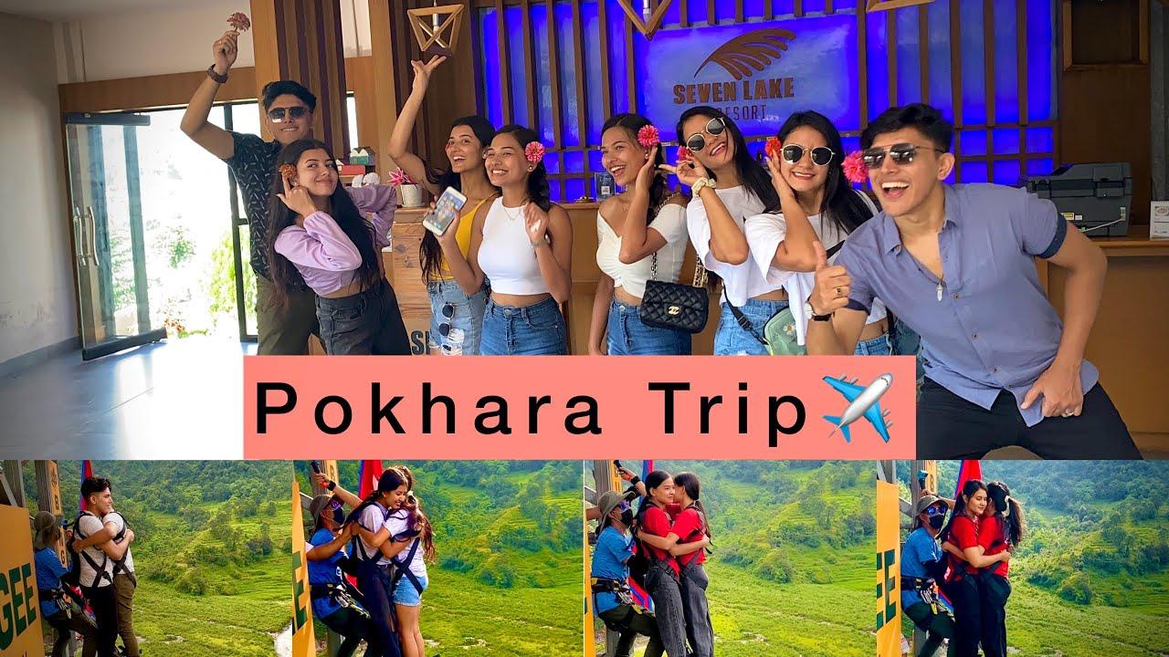 Download Pokhara Trip✈️   Day-2   Prisma-Princy   @Amar Amrit Dahal   @Deepa Damanta   @Twin Ibu ❤️