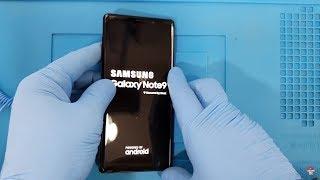 Samsung Galaxy Note екран 9 зміни в Туреччині, розповів Перший Голос #samsungalaxynote9