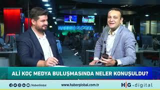 Ali Koç Medya Buluşmasında Neler Konuşuldu? Fenerbahçe Başkanından Flaş Açıklamalar