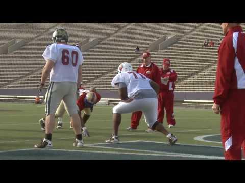 Robert Brewster - Dallas Cowboys - HD Scouting Video