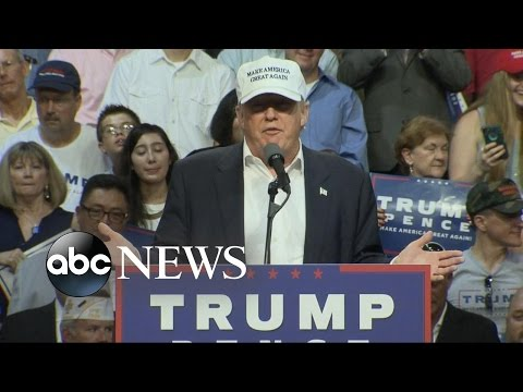 Trump Under Fire for African-American Comments