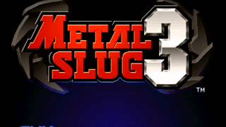 Metal Slug 3 Ost: Pyramid -mission 4-2- (extended)