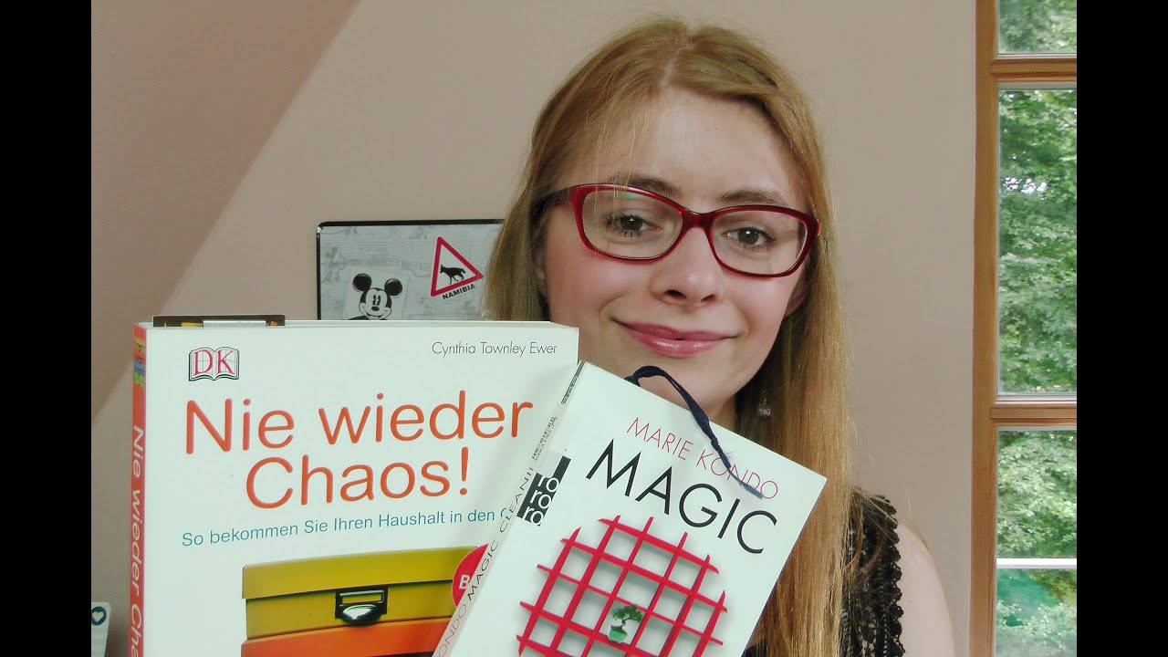 Buchtipps magic cleaning nie wieder chaos for Blog minimalismus