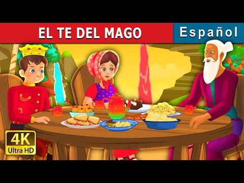 el-te-del-mago-|-the-magician's-tea-party-story-|-cuentos-de-hadas-españoles