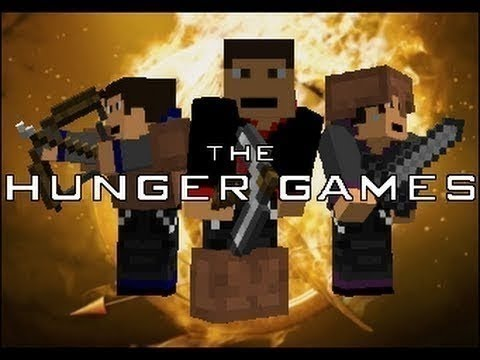 Minecraft: Hunger Games Server Fun w/Mitch & Christian Part 1 - INSTANT REPLAY!