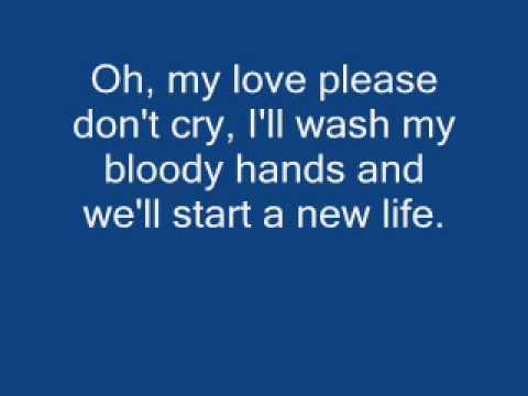 Good Charlotte My Bloody Valentine (lyrics)